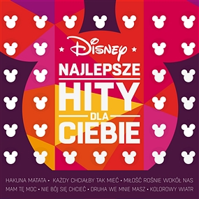 Various Artists - Najlepsze hity dla Ciebie - Disney