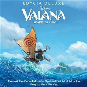 Various Artists - Vaiana - Skarb Oceanu