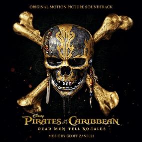 GEOFF ZANELLI - Pirates of the Caribbean: Dead Men Tell No Tales