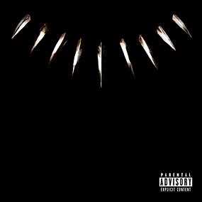 Kendrick Lamar;The Weeknd;SZA - Black Panther The Album Music From And Inspired By