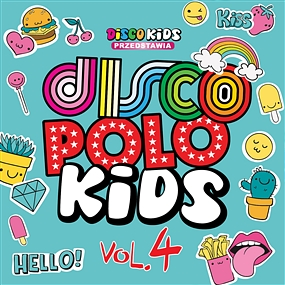 Disco Kids - Disco Polo Kids, vol. 4
