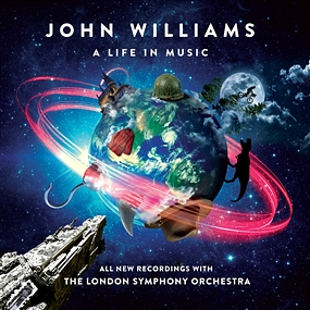 London Symphony Orchestra;Gavin Greenaway;John Williams - John Williams: A Life In Music