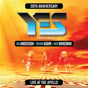 Yes Featuring Jon Anderson, Trevor Rabin, Rick Wakeman - Live At The Apollo